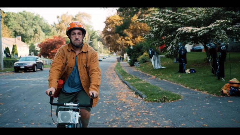 Panasonic Radio of Adam Sandler as Hubie Dubois in Hubie Halloween (3)