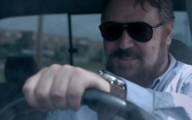 Persol PO3194S Sunglasses of Russell Crowe as Tom Cooper (The Man) in Unhinged Movie (1)