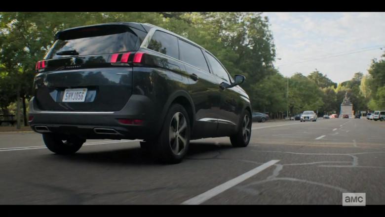 Peugeot 5008 Car in Soulmates S01E01
