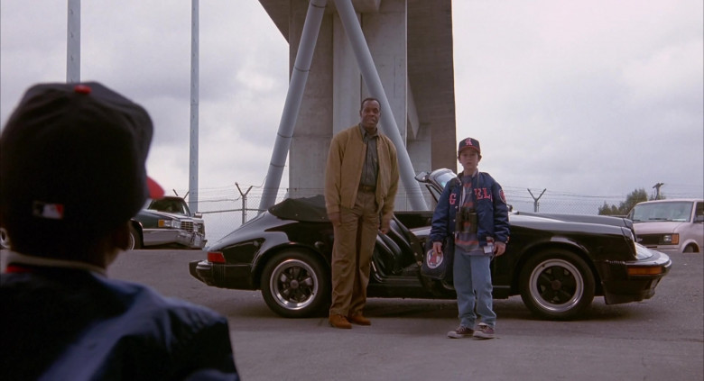 Porsche 911 Cabriolet Sports Car of Danny Glover as George Knox in Angels in the Outfield Movie (2)