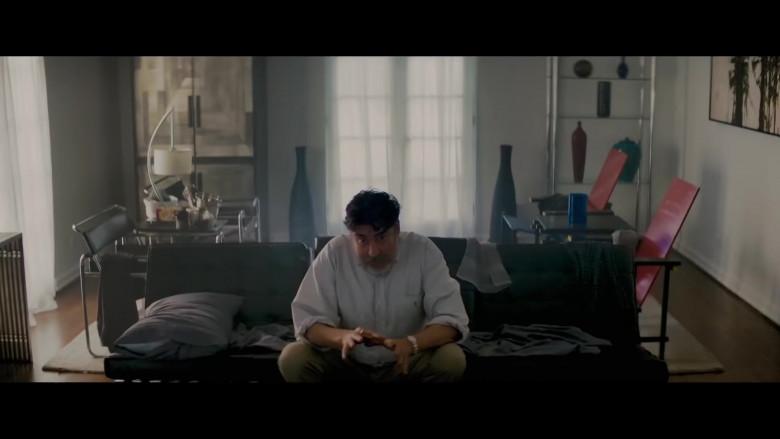 Ralph Lauren Shirt of Alfred Molina as Jordan in Promising Young Woman (2020)