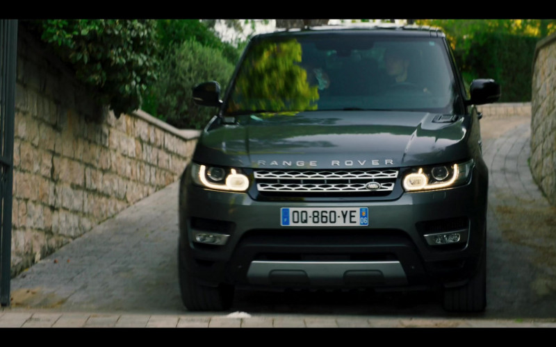 Range Rover Cars in Riviera S03E04 TV Show (3)
