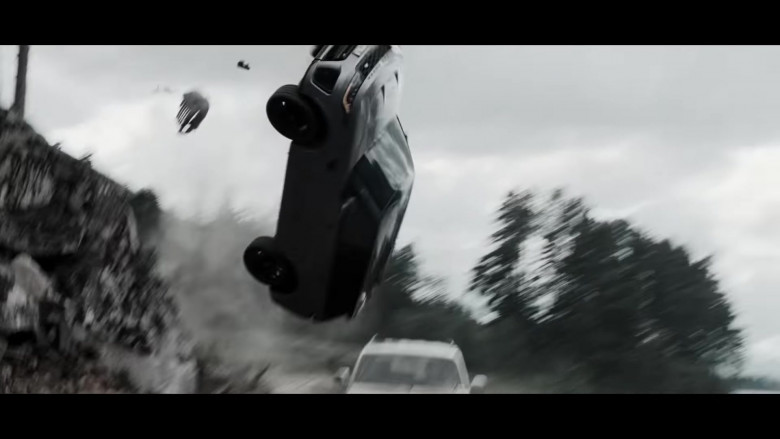 Range Rover Sport Cars in No Time to Die (2020) Film