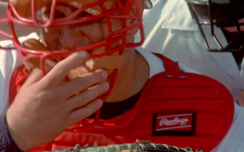 Rawlings Catcher Chest Protector in Angels in the Outfield (1994)
