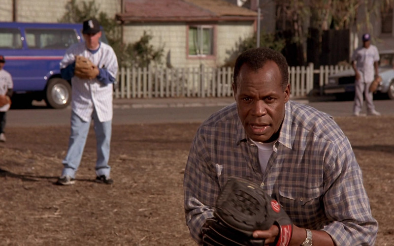 Rawlings Glove of Danny Glover as George Knox in Angels in the Outfield (1994)