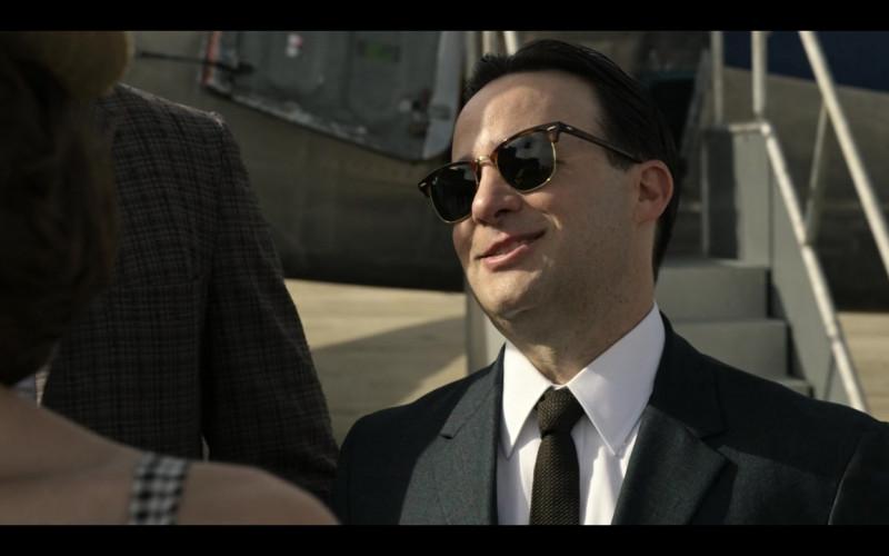 Ray-Ban Clubmaster Men's Sunglasses in The Right Stuff S01E02 TV Series