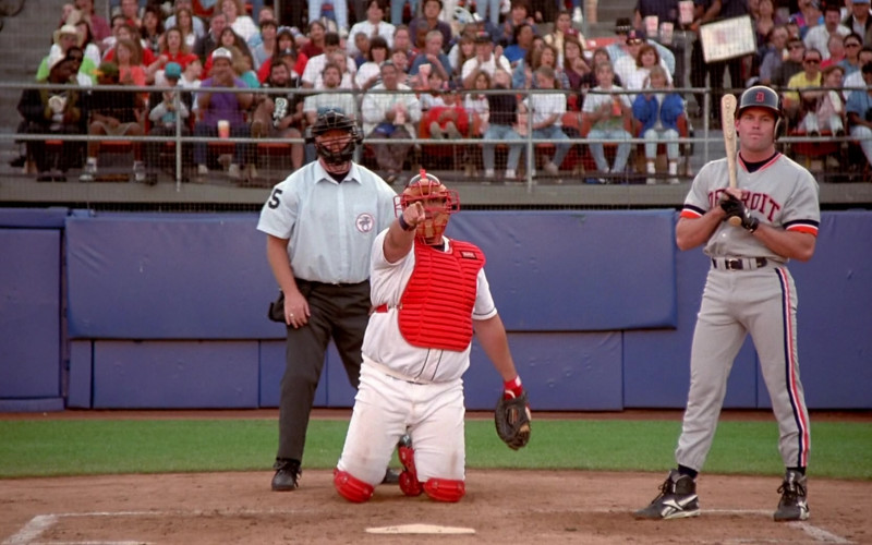 Reebok Baseball Cleats in Angels in the Outfield Movie (1)