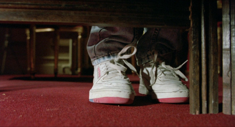 Reebok Sneakers of Jasen Fisher as Luke Eveshim in The Witches 1990 Movie (1)