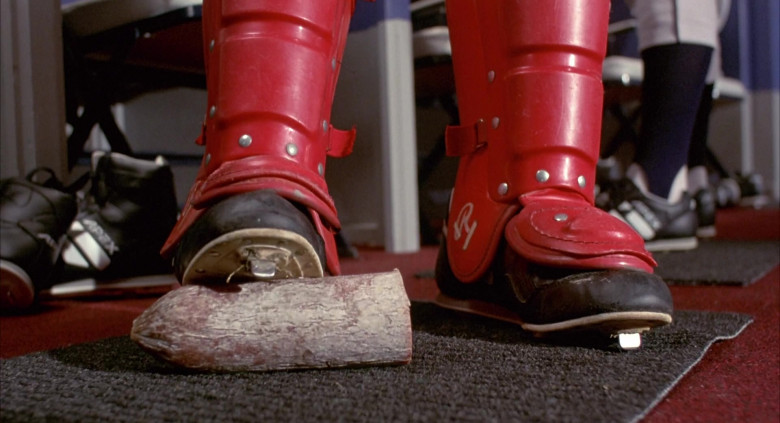 Riddell Baseball Leg Guards in Angels in the Outfield (1994)