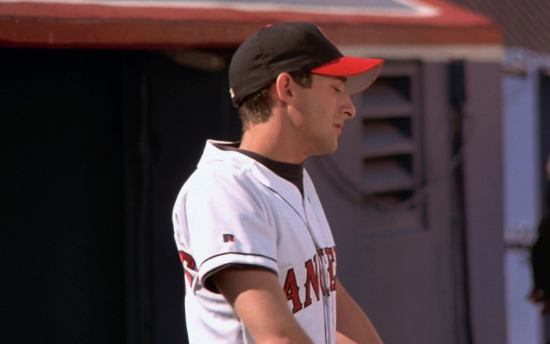 Riddell Baseball Shirt of Adrien Brody as Danny Hemmerling in Angels in the Outfield Movie (1)