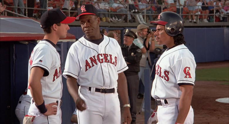 Riddell Baseball Shirt of Adrien Brody as Danny Hemmerling in Angels in the Outfield Movie (2)