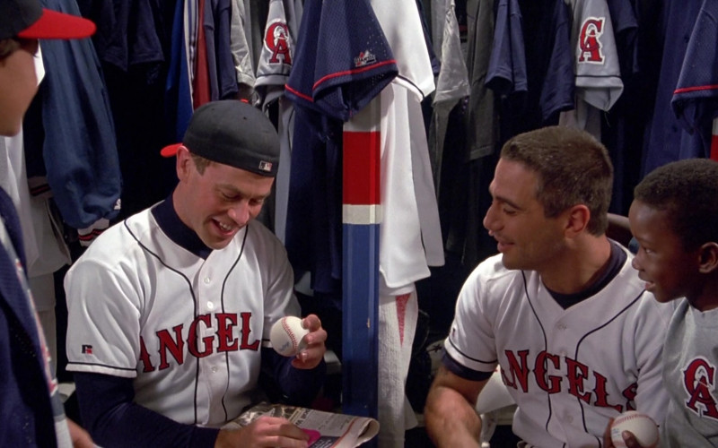 Riddell Baseball Shirt of Neal McDonough as Whitt Bass in Angels in the Outfield