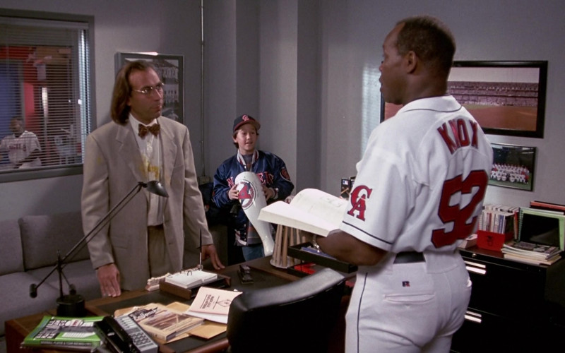 Riddell Pants of Danny Glover as George Knox in Angels in the Outfield (1994)