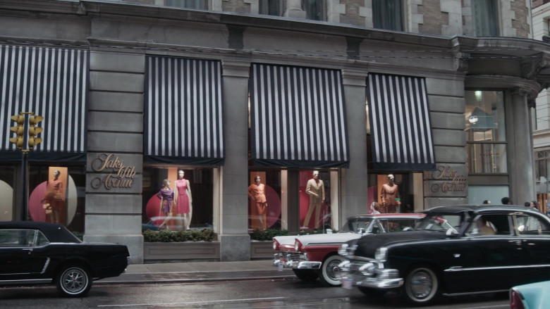 Saks Fifth Avenue Store in The Queen's Gambit Episode 6 TV Show by Netflix (1)