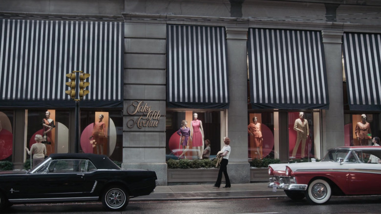 Saks Fifth Avenue Store in The Queen's Gambit Episode 6 TV Show by Netflix (2)