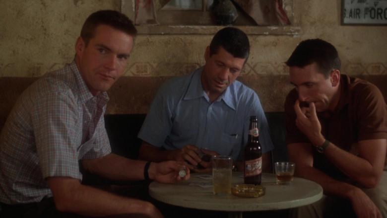 Schlitz Beer in The Right Stuff 1983 Movie (1)
