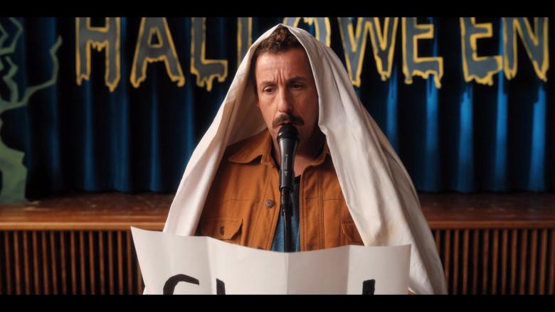Sennheiser Microphone Used by Adam Sandler as Hubie Dubois in Hubie Halloween (2020)