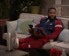 Sergio Tacchini Tracksuit Outfit of Anthony Anderson as Andr...