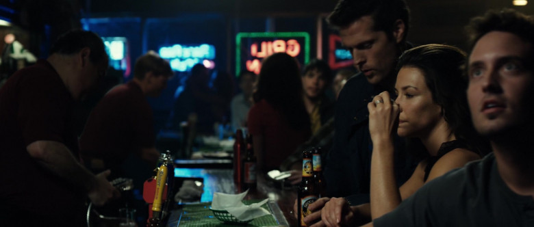 Shiner Bock on Tap Beer and Shock Top in Real Steel (2011)