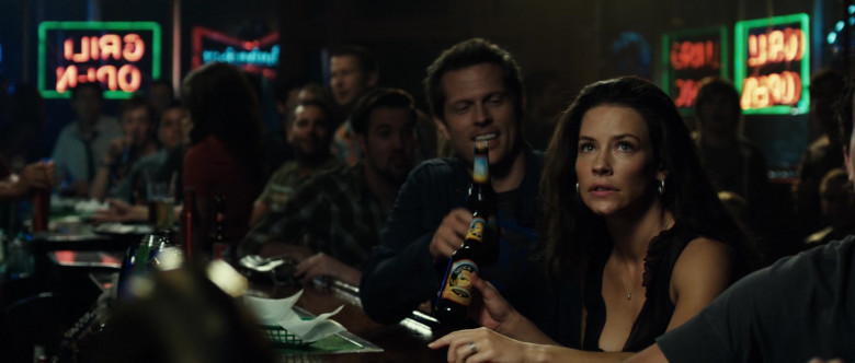 Shock Top Belgian White Beer of Evangeline Lilly as Bailey Tallet in Real Steel (1)
