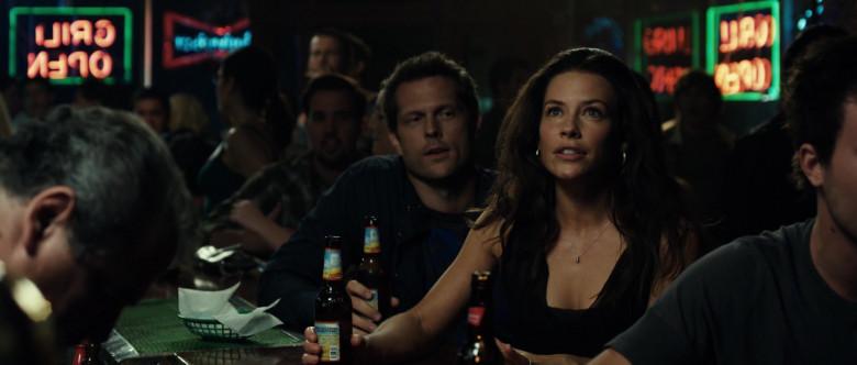 Shock Top Belgian White Beer of Evangeline Lilly as Bailey Tallet in Real Steel (2)