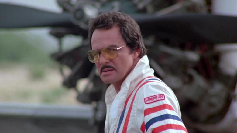 Simpson Racing Suit of Burt Reynolds as J.J. McClure in Cannonball Run II (1)