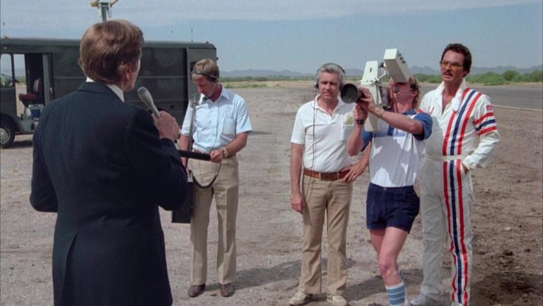 Simpson Racing Suit of Burt Reynolds as J.J. McClure in Cannonball Run II (2)