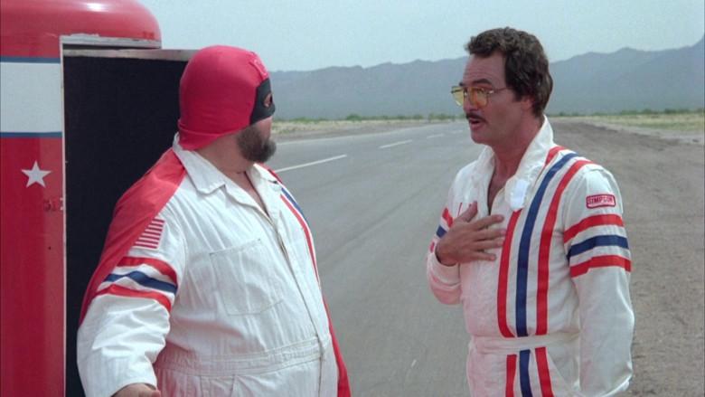 Simpson Racing Suit of Burt Reynolds as J.J. McClure in Cannonball Run II (3)