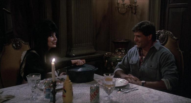 Slice Drink of Daniel Greene as Bob Redding in Elvira Mistress of the Dark (1988)
