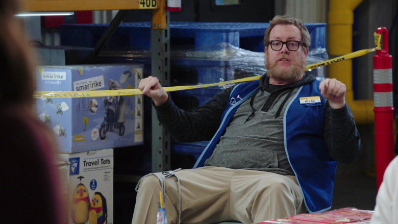 SmarTrike Toddler Tricycles and Heys Travel Tots Bags-Backpacks in Superstore S06E01