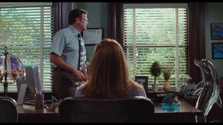 Sony All-In-One PC of John Michael Higgins as Principal Wally Snur in Bad Teacher (2011)