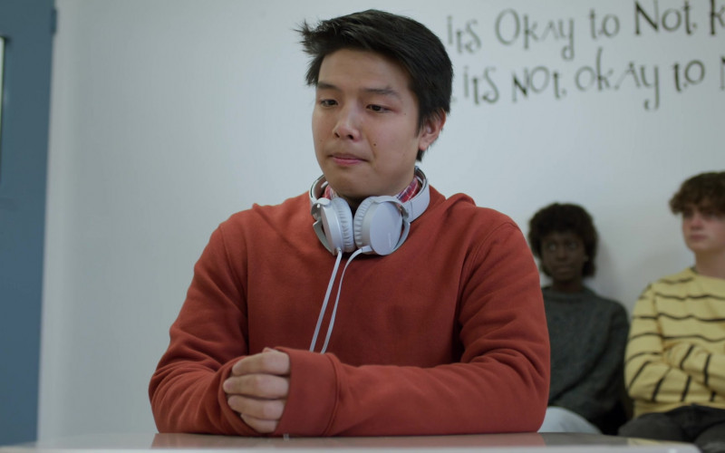 Sony Headphones in We Are Who We Are Ep. 7 (2020)