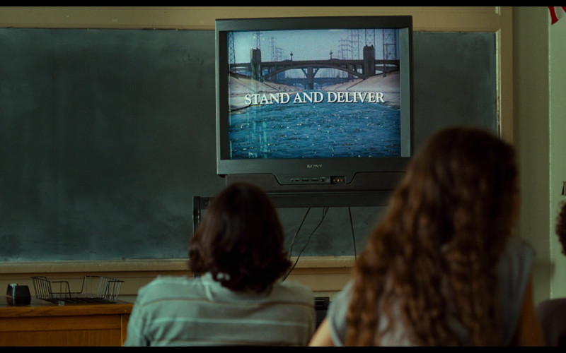 Sony TVs in Bad Teacher (1)
