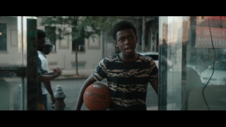 Spalding NBA Basketball in Vampires vs. the Bronx (1)
