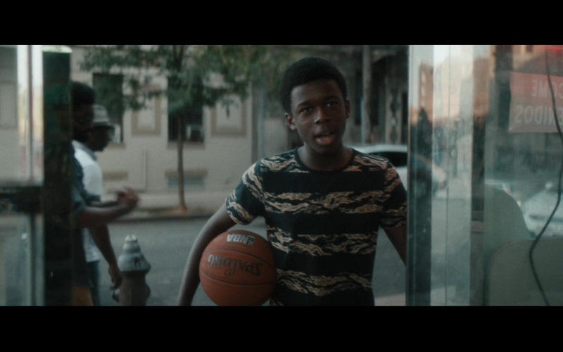 Spalding NBA Basketball in Vampires vs. the Bronx (1)