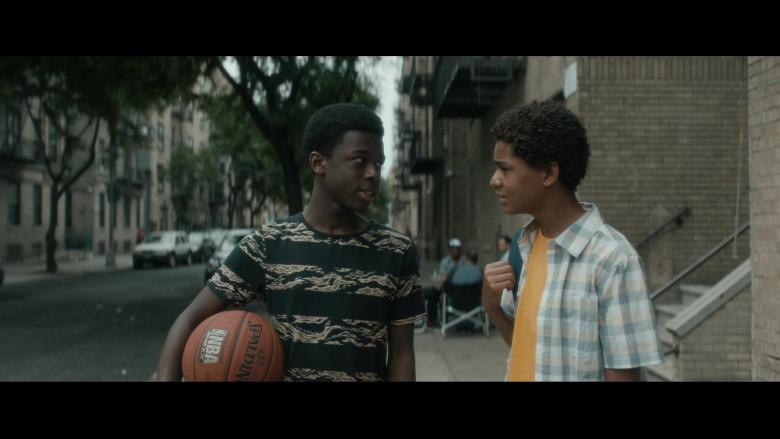 Spalding NBA Basketball in Vampires vs. the Bronx (2)
