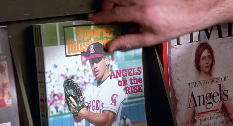 Sports Illustrated and Time Magazines in Angels in the Outfield (1994)