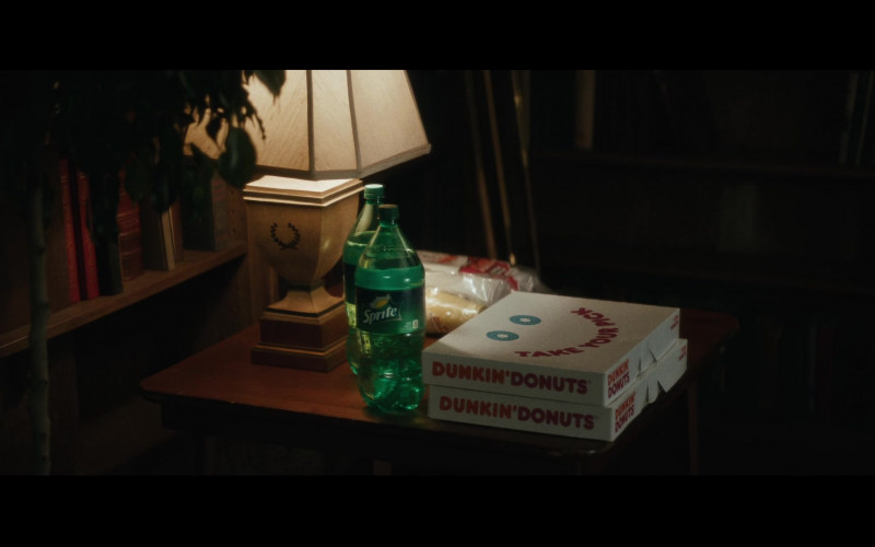 Sprite and Dunkin' Donuts in Vampires vs. the Bronx (2020)