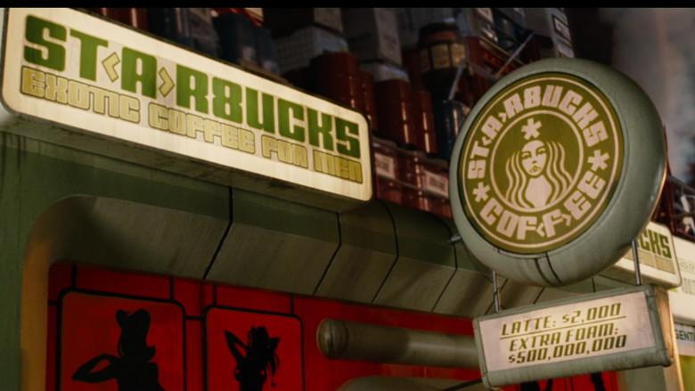 Starbucks Coffeehouse in Idiocracy Movie (1)