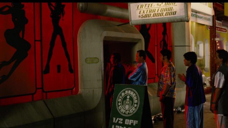 Starbucks Coffeehouse in Idiocracy Movie (2)