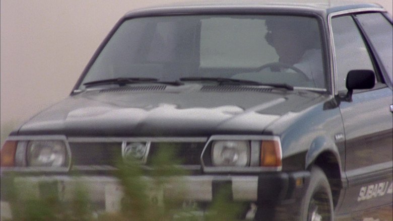 Subaru DL Black Car in The Cannonball Run (4)