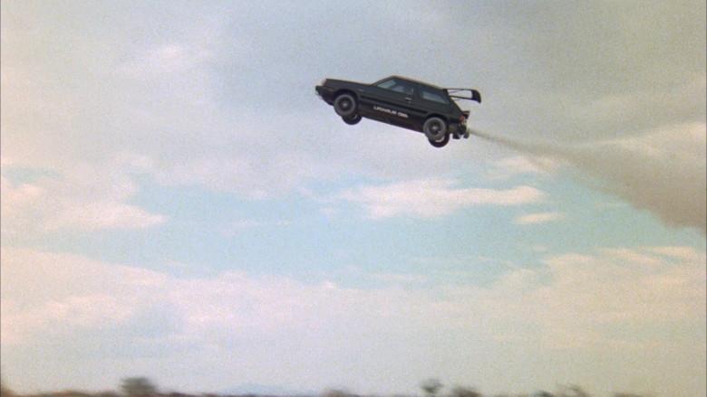 Subaru DL Black Car in The Cannonball Run (6)
