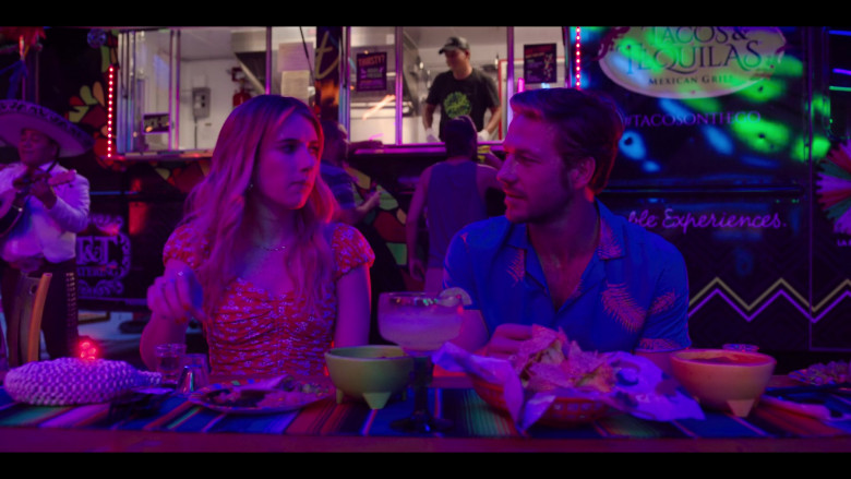 Tacos and Tequilas Mexican Grill Food Truck in Holidate Movie (2)