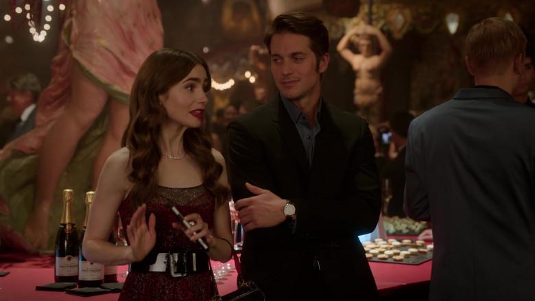 Taittinger Champagne Bottles in Emily in Paris S01E07 French Ending (2020)
