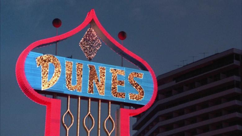 The Dunes Hotel & Casino in Cannonball Run II (1)
