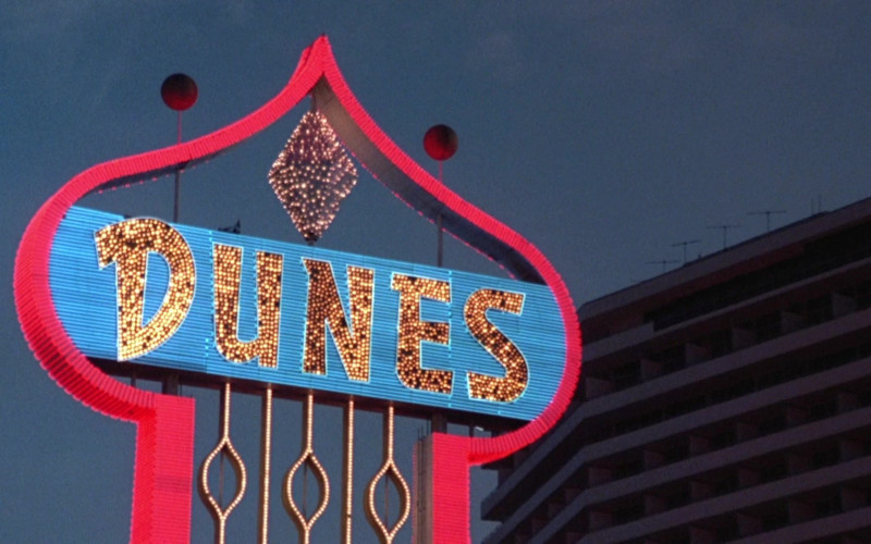 The Dunes Hotel & Casino in Cannonball Run II (1)