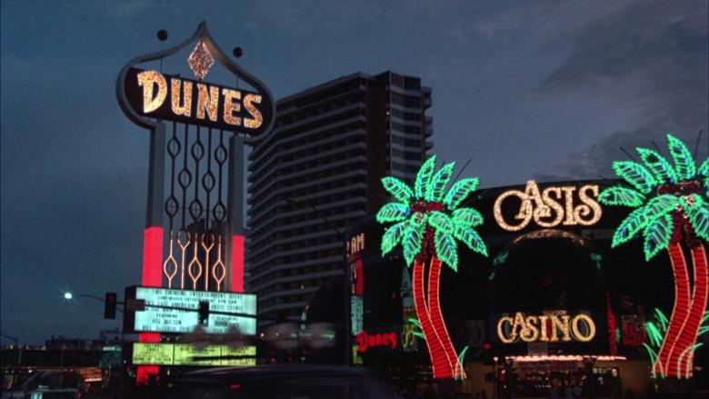 The Dunes Hotel & Casino in Cannonball Run II (2)