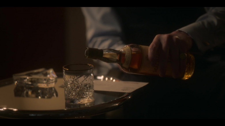 The Macallan Whisky in The Haunting of Bly Manor S01E06 TV Show (1)