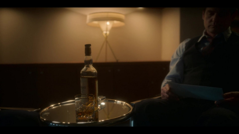 The Macallan Whisky in The Haunting of Bly Manor S01E06 TV Show (3)