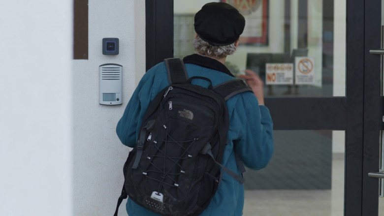 The North Face Backpack of Jack Dylan Grazer in We Are Who We Are S01E06 TV Show (2)